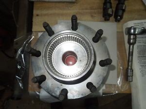Ford Superduty 4x4 Front Wheel Bearing Hub Assy