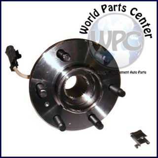 New Front Wheel Bearing Hub Assembly