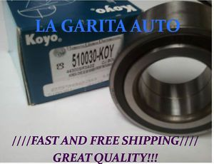 510030 Koyo or Made in Japan Front Wheel Bearing Civic or Acura Integra