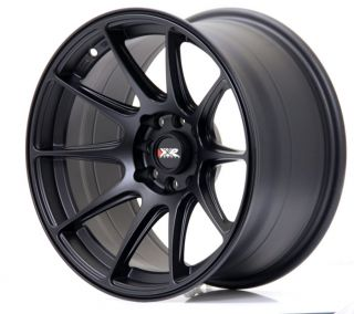 "XXR 527 16"" 8 25J 4x100 108 ET0 Flat Black Massive Wide Rims Alloy Wheels Z1678"