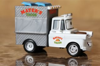 Disney Pixar Cars Taco Truck Mater Exclusive