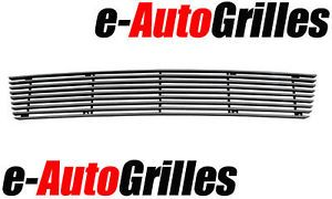 09 10 Dodge Journey Chrome Bumper Billet Grille Grill