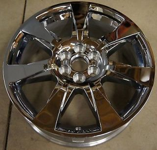 "Cadillac SRX 20"" Chrome Factory Wheel Rim 2010 12 4666 118"