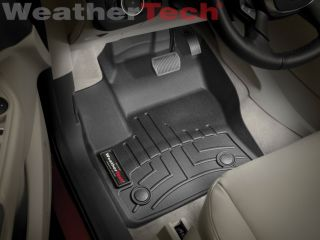 Weathertech® Floor Mats Floorliner Ford Escape 2013 2014 Black