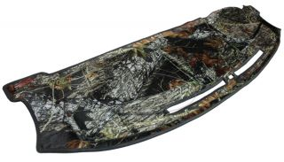 NEW Mossy Oak Camouflage Tailored Dash Mat Cover / Fits 08 13 FORD SUPER DUTY