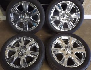 "19"" Dodge Journey Wheels with Tires 573B"