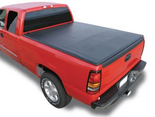Rugged Liner FCCC504 Colorado Vinyl Folding Tonneau Cover
