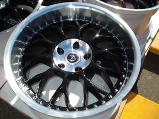 17 350Z 370Z G35 G37 RX7 MR2 Supra Ford Mustang GT Cobra Saleen 5 0 Wheels Rims