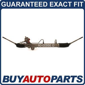 05 07 Nissan Murano Power Steering Rack and Pinion Gear