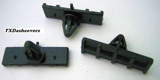 1994 1995 1996 1998 Ford Mustang Ground Effect Moulding Clips 15 1999 2005