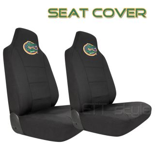 2X uf University of Florida Gators NCAA Neoprene Seat Cover Chevrolet Jeep Ford