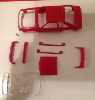 AMT 1988 Ford Mustang GT Fox Body 5 0 Junk Yard Kit 31736