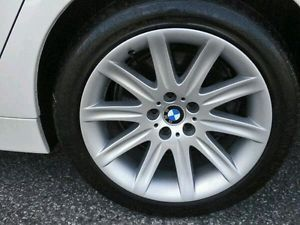 19 Factory BMW 7 Series Wheels 740 745 750 760 E38 E65 E66 Pirelli Tires