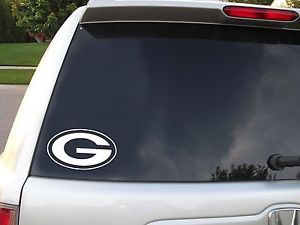 Georgia Bulldogs Vinyl Decal Logo Car Sticker 4x6 New