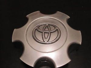 Toyota Sequoia Tundra Wheel Center Cap Hubcap 69440 Hyper Silver