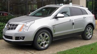 New Genuine GM Factory Cadillac SRX Chrome 20 inch Wheels Tires Zero Miles