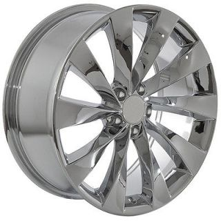 18 inch Chrome Audi Wheels Rims