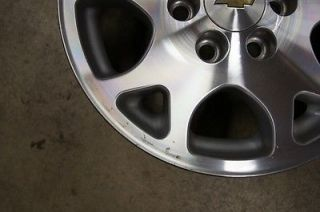 "Chevy Silverado Suburban Tahoe Avalanche Factory 17"" Wheels Rims 5117"