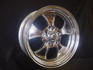 15x7 American Racing Hopster Chevy Ford Dodge Wheels Vintage Classic Cars