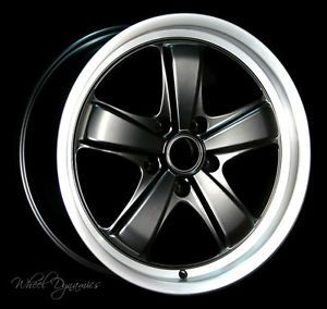Porsche 944 Turbo Wheels