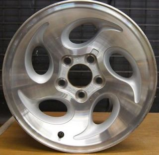 "Ford Explorer Ranger Mercury Mountaineer 15"" Factory Wheel Rim 1995 01 3186"