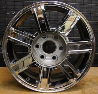 "Cadillac Escalade Chrome 18"" Factory 2007 09 Wheel Rim 5303 B"