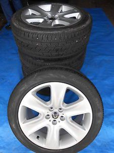 "18"" Jaguar XF Wheels Tires 59836"
