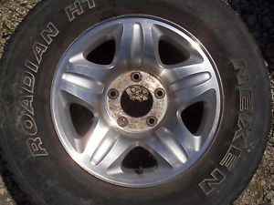 "16"" Ford Expedition Machined 10 Spoke Alloy Wheel Rim 14mm Inset"