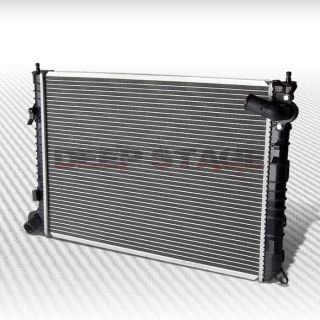 02 09 BMW Mini Cooper 1 6 R52 R53 Auto Direct Replacement Aluminum Core Radiator