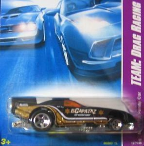 Hot Wheels Mustang Funny Car Team Drag Racing V