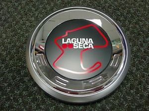 2010 2011 2012 Mustang Genuine Ford Parts Boss Laguna Seca Gas Cap Emblem
