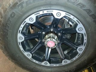 Dick Cepek Wheels with Nitto Terra Grapplers