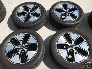 "17"" Kia Optima Hybrid Wheels Tires Rims Kumho"