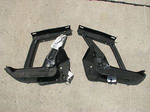 GM 67 72 Chevy Truck Pickup Blazer Hood Hinges Super Cheyenne GMC 350 396