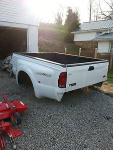 F350 Dually Long Bed 8' F450 Utility 4x4 F550 F650 Ford Pickup Truck Bed
