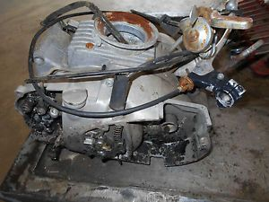 Kawasaki G4 Enduro 100 G3 Engine Motor Parts Case Transmission KV100 71 72 73 74
