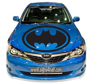Custom Vinyl Car Decal