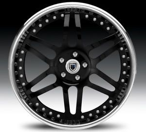 22 Black Chrome Rims