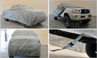 2009 2010 2011 2012 Toyota Tacoma Double Cab Short Bed Waterproof Truck Cover