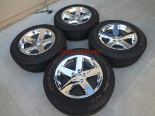 Dodge RAM 1500 Wheels and Tires