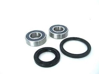 Front Wheel Bearings and Seals Kit Honda XR400R 1996 1997 1998 1999 2000