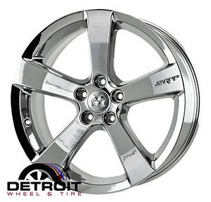 "Dodge Caliber SRT 19"" PVD Chrome Wheels Rims 2292"