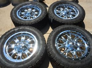 Ford 20 F250 Wheel Tires