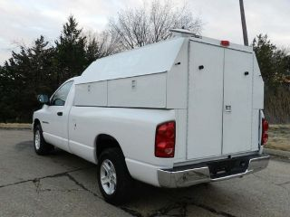 2007 Dodge RAM 1 2 Ton Service Utility Work Truck All Power Only 53K for Sale