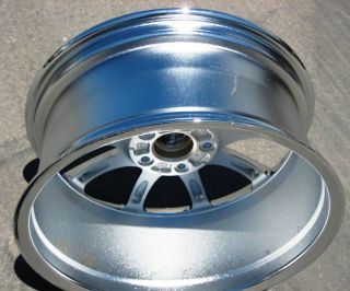 "Exchange Your Stock 4 New 19"" Factory GM Cadillac XLR V Chrome Wheels Rims"