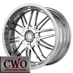 18 Chrome Touren TR7 Wheels Rims 5x108 5x114 3 5 Lug Volvo Jaguar Eclipse