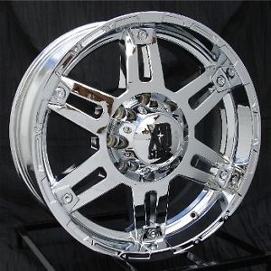 Dodge RAM 2500 Wheels 20 Inch