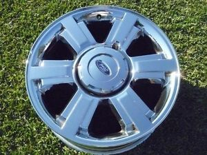 "Ford F150 20 inch Chrome Wheel Rim 20"" Original Ford Expedition"