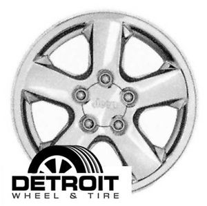 "17"" Jeep Grand Cherokee Wheels"