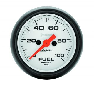 Auto Meter 5763 Phantom Electric Fuel Pressure Gauge